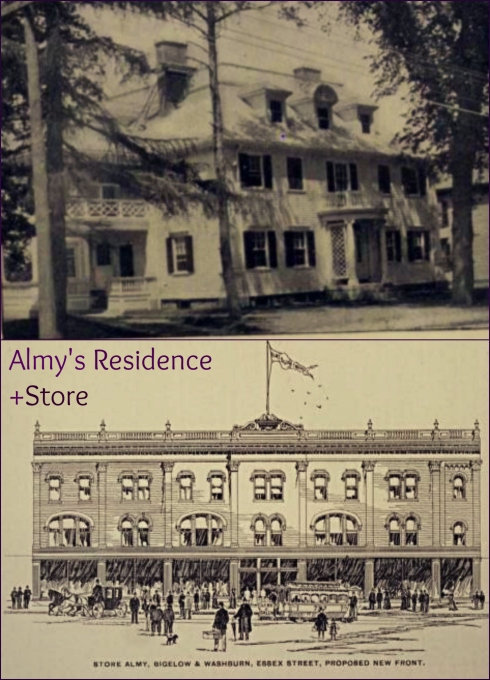 Salem 1897 Almys