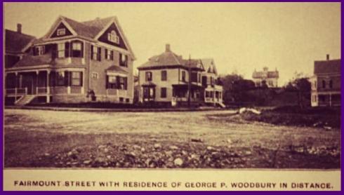 Salem 1897 Fairmount Street