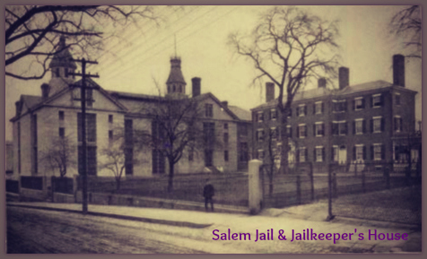 Salem 1897 Jail