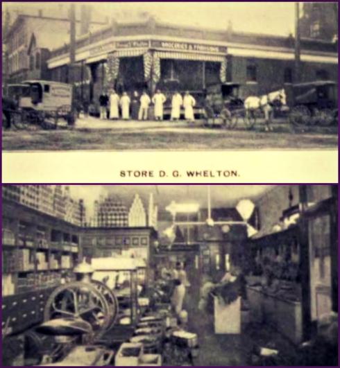 Salem 1897 Store