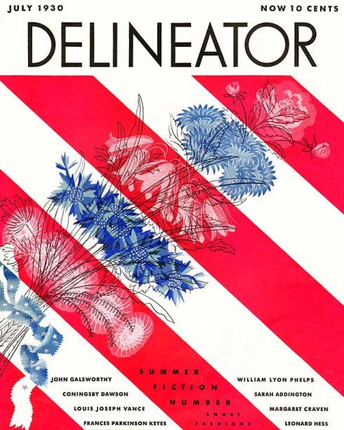 Fourth Delineator 1930-07
