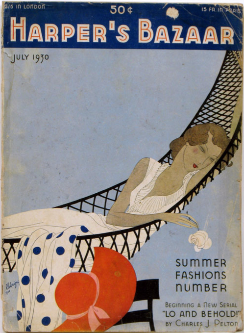 Fourth Harpers Bazaar 1930
