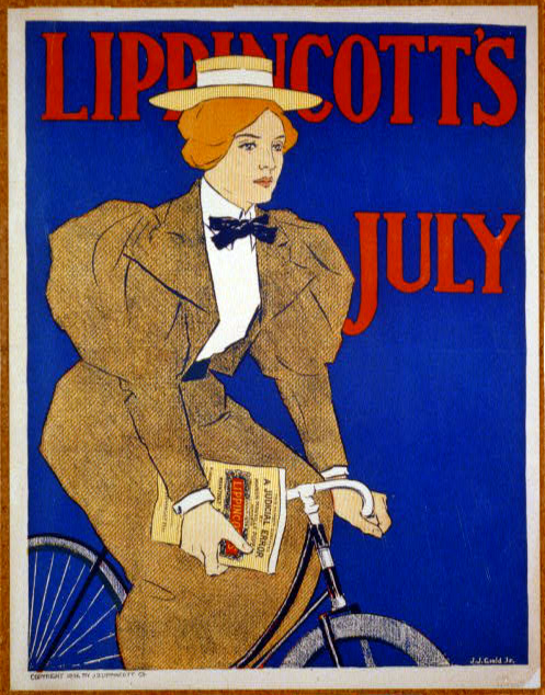 Fourth Lippincotts July 1896
