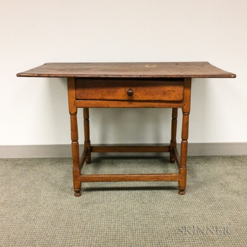 Imagining Ichabod Table Skinner