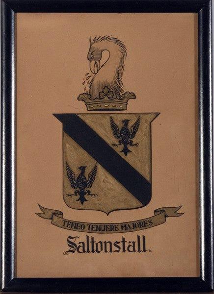 Saltonstall Crest
