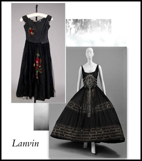 Lanvin Collage
